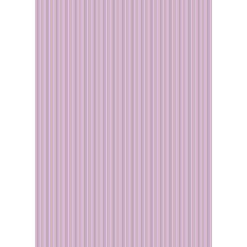 Westcott Vibrant Stripes Matte Vinyl Backdrop with Grommets (5 x 7', Light Pink)