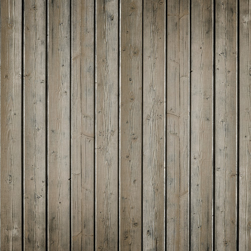 Westcott Narrow Planks Art Canvas Backdrop with Hook-and-Loop Attachment (3.5 x 3.5', Light Brown)