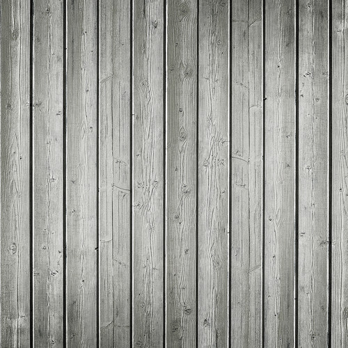 Westcott Narrow Planks Matte Vinyl Backdrop with Hook-and-Loop Attachment (3.5 x 3.5', Light Gray)