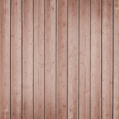 Westcott Narrow Planks Matte Vinyl Backdrop with Hook-and-Loop Attachment (3.5 x 3.5', Light Red)