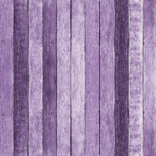 Westcott Rustic Wood Matte Vinyl Backdrop with Hook-and-Loop Attachment (3.5 x 3.5', Purple)