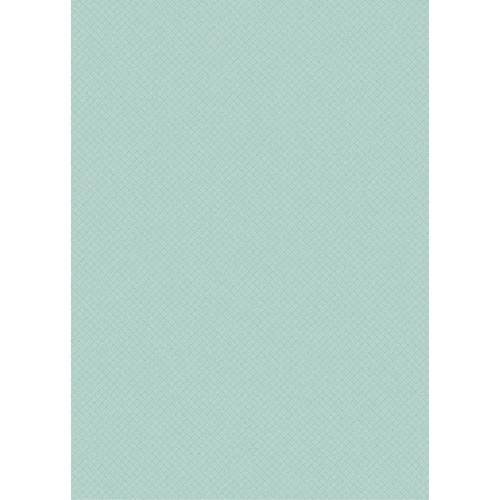 Westcott Subtle Hatched Art Canvas Backdrop with Grommets (5 x 7', Turquoise)