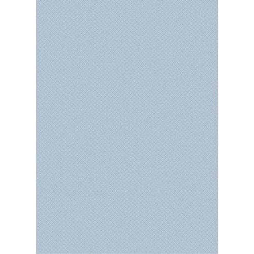 Westcott Subtle Hatched Art Canvas Backdrop with Grommets (5 x 7', Blue)