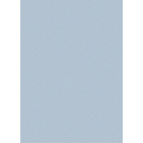 Westcott Subtle Hatched Art Canvas Backdrop with Grommets (5 x 7', Blue)