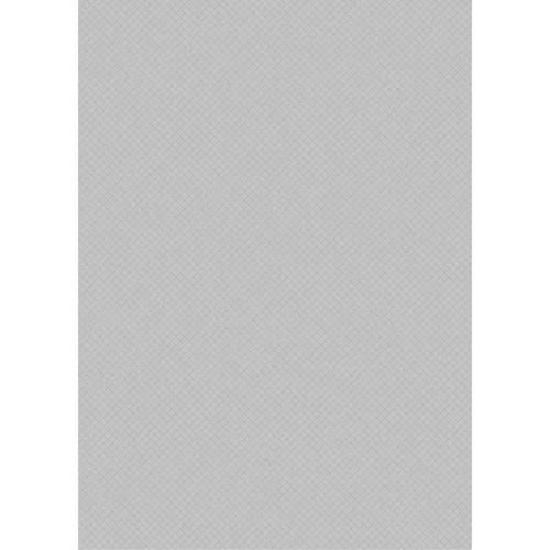 Westcott Subtle Hatched Art Canvas Backdrop with Grommets (5 x 7', Gray)