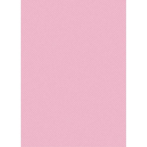 Westcott Subtle Hatched Art Canvas Backdrop with Grommets (5 x 7', Pink)