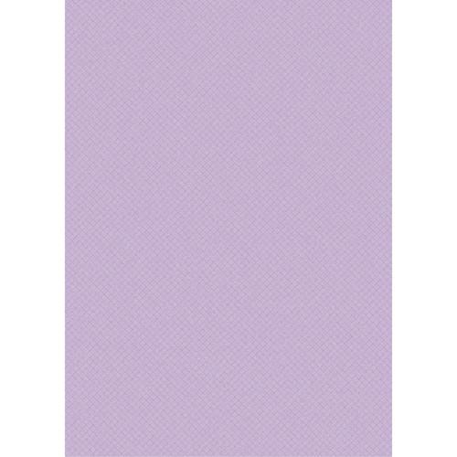 Westcott Subtle Hatched Art Canvas Backdrop with Grommets (5 x 7', Purple)