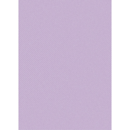 Westcott Subtle Hatched Art Canvas Backdrop with Grommets (5 x 7', Purple)