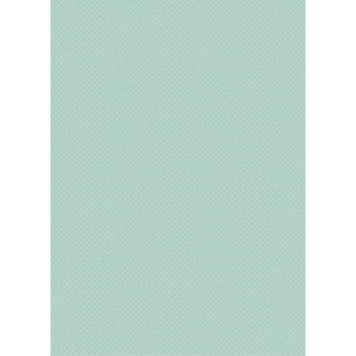 Westcott Subtle Hatched Pattern Matte Vinyl Backdrop with Grommets (5 x 7', Turquoise)