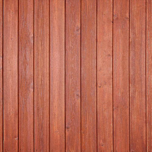 Westcott Narrow Planks Art Canvas Backdrop with Hook-and-Loop Attachment (3.5 x 3.5', Cherry)