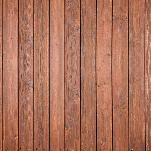 Westcott Narrow Planks Matte Vinyl Backdrop with Hook-and-Loop Attachment (3.5 x 3.5', Light Cherry)