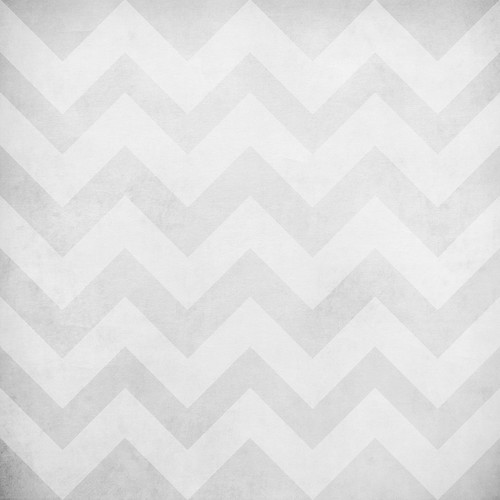 Westcott Washed Chevron Art Canvas Backdrop with Hook-and-Loop Attachment (3.5 x 3.5', Vintage Gray)