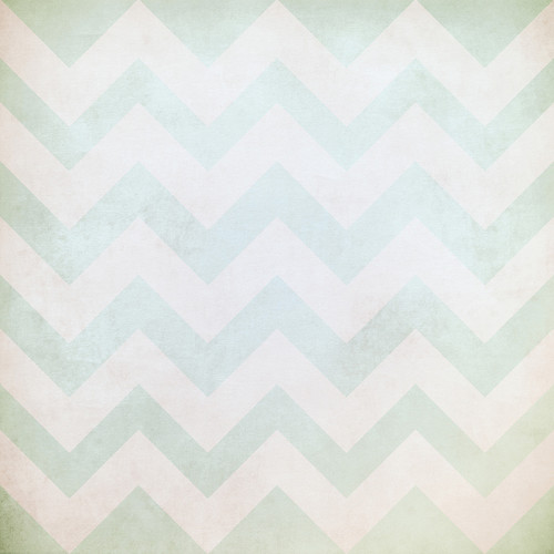 Westcott Washed Chevron Matte Vinyl Backdrop with Hook-and-Loop Attachment (3.5 x 3.5', Vintage Blue)