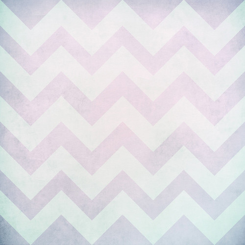 Westcott Washed Chevron Matte Vinyl Backdrop with Hook-and-Loop Attachment (3.5 x 3.5', Vintage Pink)