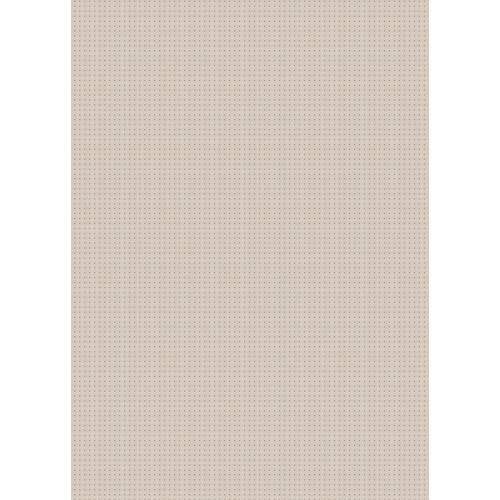 Westcott Tiny Hearts Art Canvas Backdrop with Grommets (5 x 7', Brown)