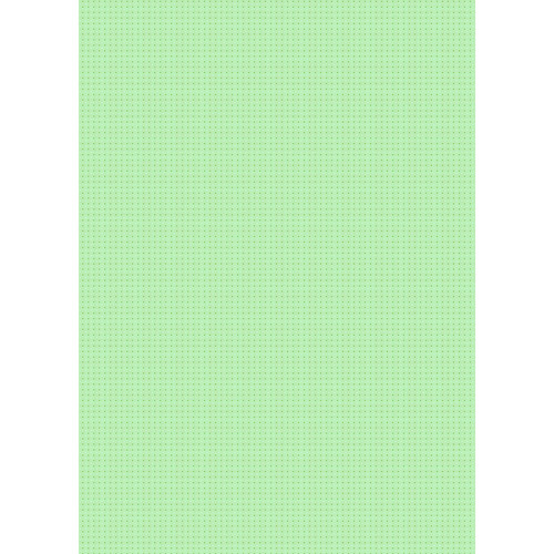 Westcott Tiny Hearts Art Canvas Backdrop with Grommets (5 x 7', Green)