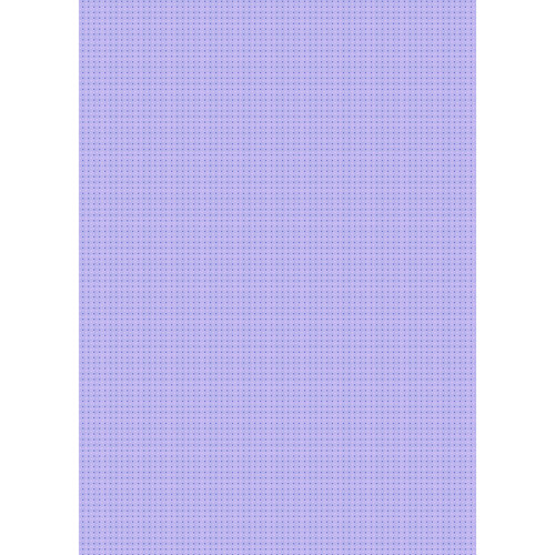 Westcott Tiny Hearts Art Canvas Backdrop with Grommets (5 x 7', Purple)