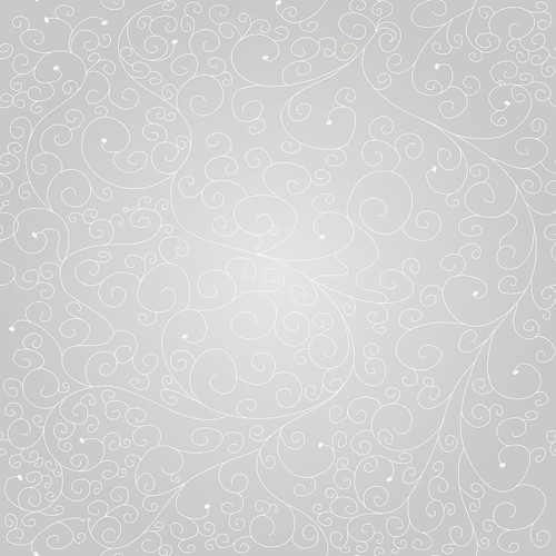 Westcott Swirls Art Canvas Backdrop with Hook-and-Loop Attachment (3.5 x 3.5', Gray)