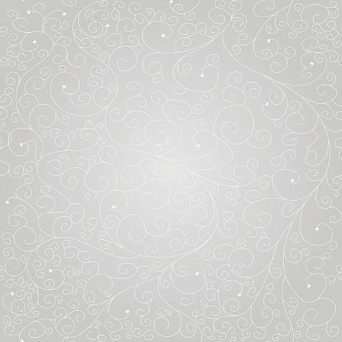 Westcott 3.5 x 3.5' Swirls/Canvas Backdrop - Gray