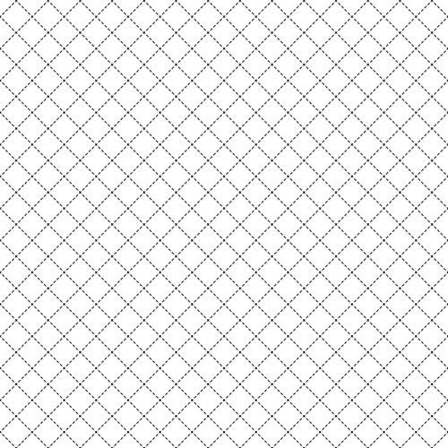 Westcott Cotton Crosshatch Matte Vinyl Backdrop (3.5' X 3.5') - White