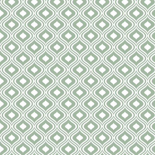 Westcott Mystic Art Canvas Backdrop with Hook-and-Loop Attachment (3.5 x 3.5', Green)