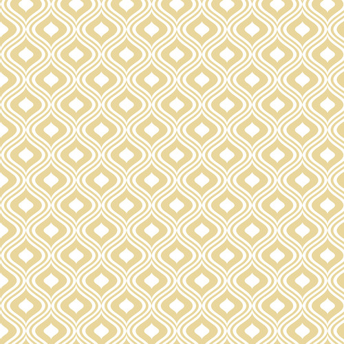 Westcott Mystic Art Canvas Backdrop with Hook-and-Loop Attachment (3.5 x 3.5', Yellow)