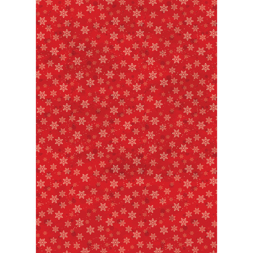 Westcott Winter Art Canvas Backdrop with Grommets (5 x 7', Multi-Color)
