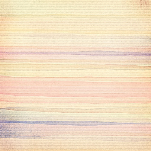 Westcott Nursery Stripes Art Canvas Backdrop with Hook-and-Loop Attachment (3.5 x 3.5', Multi-Color)