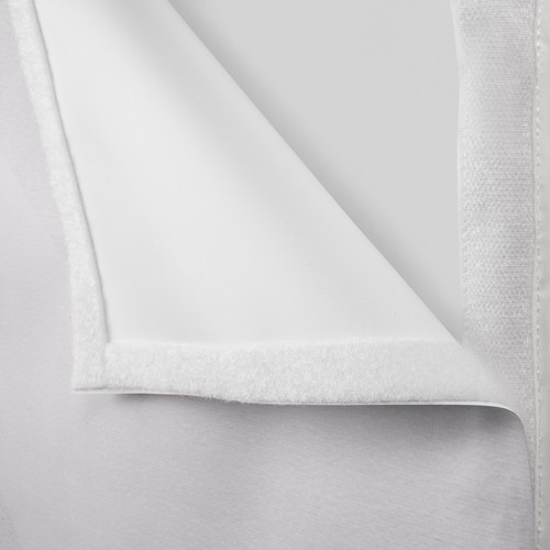 Westcott Hook and Loop Edge for 3.5 x 3.5' Backdrops (White)