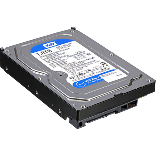 "WD 1TB WD Caviar Blue 3.5"" SATA Desktop OEM Internal Hard Drive"