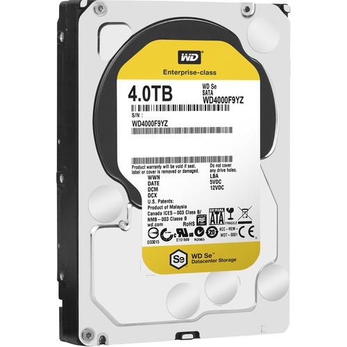 WD 4TB Se Datacenter OEM Hard Drive