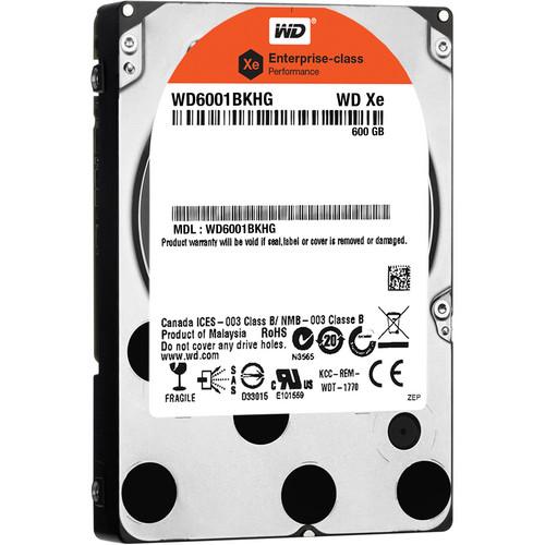 WD WD XE SAS OEM Hard Drive (600GB)
