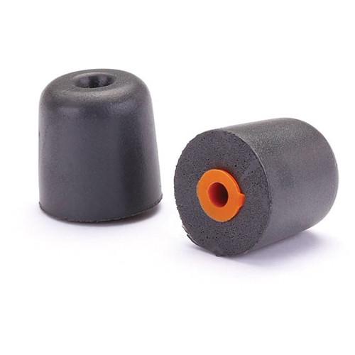 Westone True-Fit Foam Eartips (100-Pack, Orange)