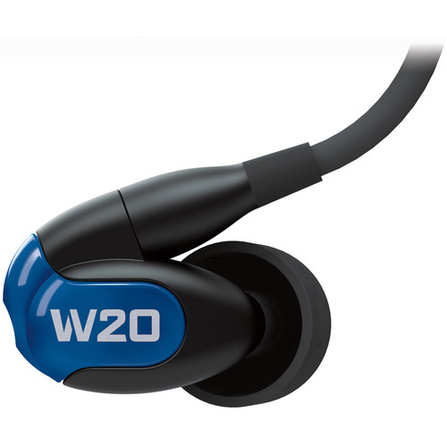 Westone W20 Gen 2 Dual-Driver True-Fit Earphones with MMCX and Bluetooth Cables