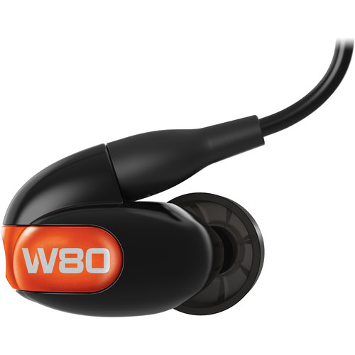 Westone W80 Eight-Driver True-Fit Earphones with ALO Audio and High-Resolution Bluetooth Cables
