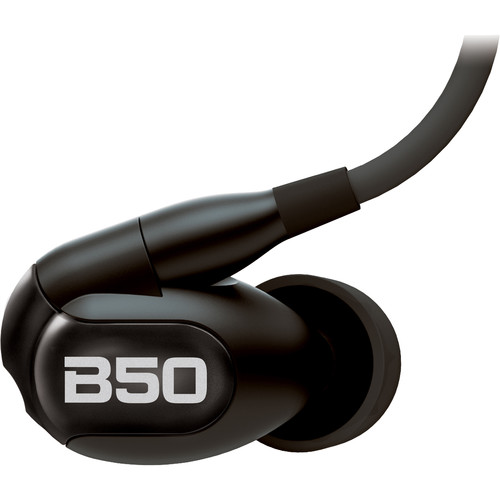 Westone B50 Five-Driver True-Fit Earphones with High-Definition MMCX & Bluetooth Cables