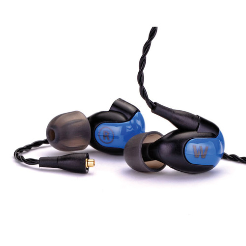 Westone W40 Quad-Driver with 3-Way Crossover In-Ear Monitor Headphone