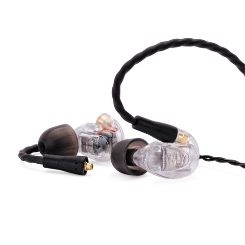 Westone UM Pro 50 Five-Driver with 3-Way Crossover In-Ear Monitor Headphone (Clear)