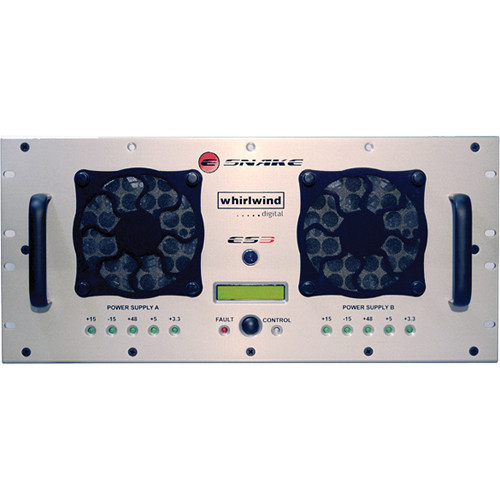 Whirlwind E Snake 3 CobraNet EtherSound