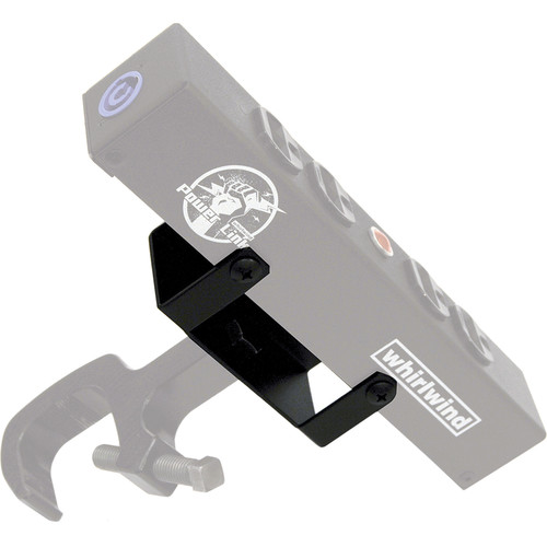 Whirlwind Flying Bracket Accepts Any Clamp with 1/2 Inch Mounting Hole