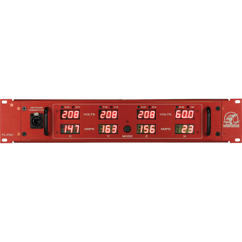Whirlwind PL-PM1RJK1 Power Meter for New Distribution System with Remote Monitoring