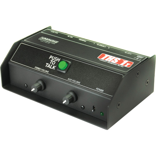 Whirlwind THS 1T Talkback Headphone BOX
