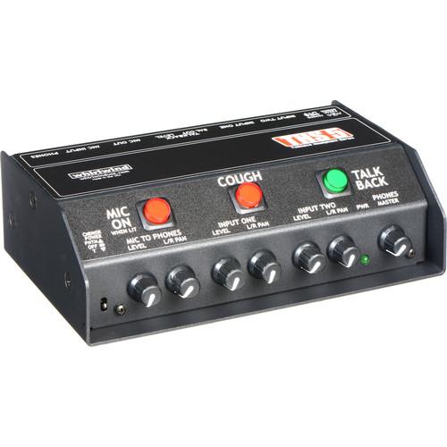 Whirlwind THS 5 Talkback Headphone Box - Sports Announcer Console