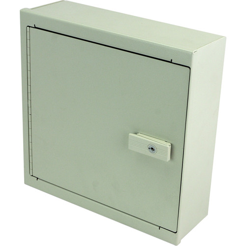 """Whirlwind WFSD 12"""" Surface-Mount Enclosure with Locking Door (2.5"""" Recess)"""