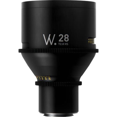 Whitepoint Optics High-Speed 28mm T2.8 Lens (Canon EF, Feet)