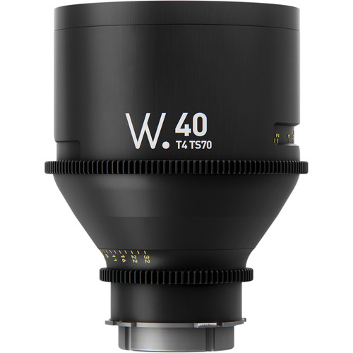 Whitepoint Optics TS70 40mm Lens with E Mount (Imperial Scale)