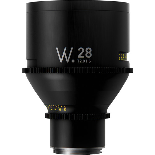 Whitepoint Optics High-Speed 28mm T2.8 Lens (Sony E, Feet)