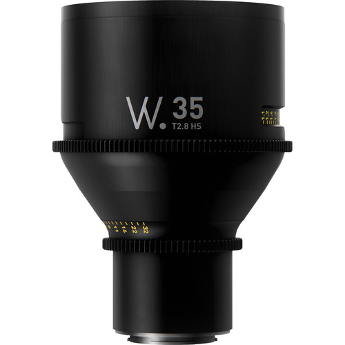 Whitepoint Optics High-Speed 35mm T2.8 Lens (Canon EF, Meters)