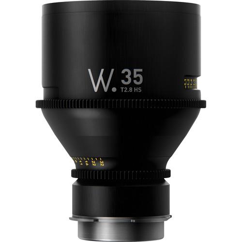 Whitepoint Optics High-Speed 35mm T2.8 Lens (LPL, Meters)
