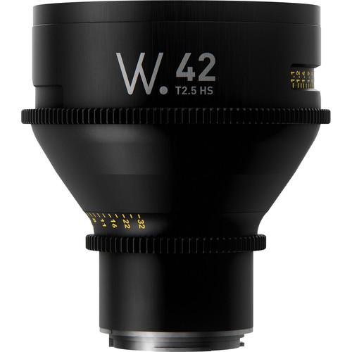 Whitepoint Optics High-Speed 42mm T2.5 Prime Lens (Sony E, Feet)